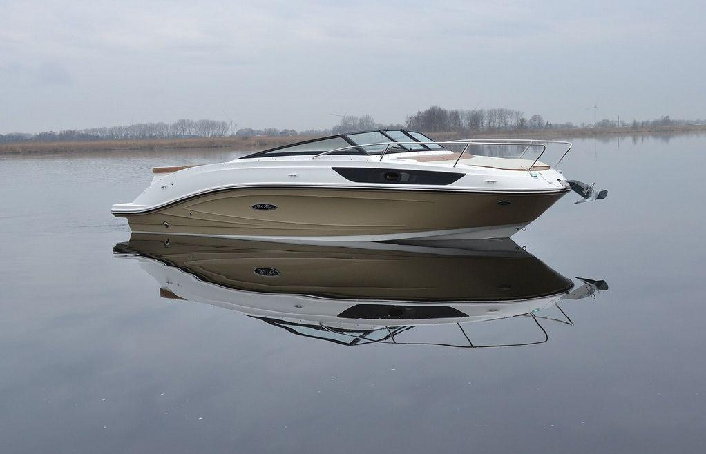 Sea Ray 230 Sse Neues Modell